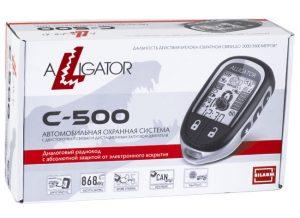 Alligator C-500