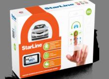Обзор сигнализации StarLine E93