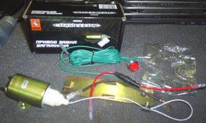 Комплект электрозамка