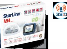 Обзор брелока сигнализации StarLine A94