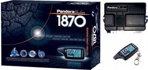Pandora DELUXE 1870 характеристика