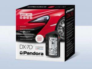 Pandora DX 70