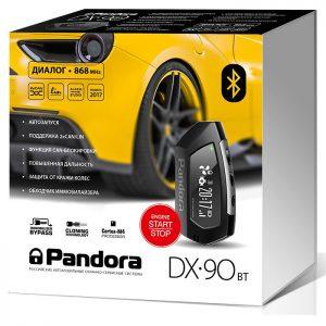 Pandora DX - 90 BT