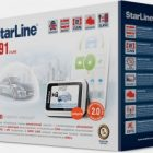 Обзор автосигнализации StarLine E91