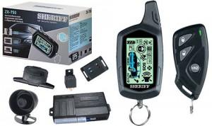 Сигнализация Sheriff ZX-750
