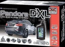 Обзор сигнализации Pandora DXL 3210
