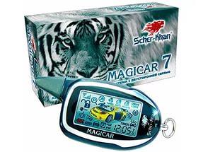 Сигнализация Scher-Khan Magicar 7