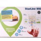 Обзор сигнализации Starline M96