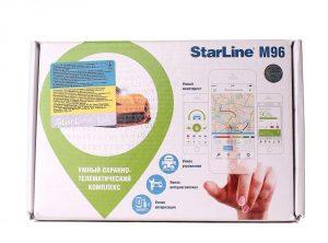 Сигнализация Starline M96