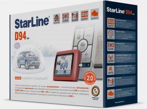 StarLine D94 2CAN GSMGPS Slave