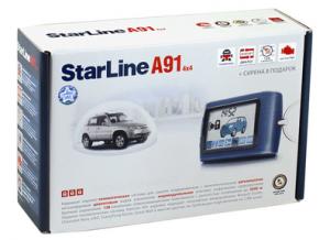 Starline A61 Dialog 4×4