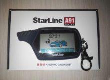 Установка сигнализация Старлайн А91 — своими руками