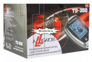 alligator td-350