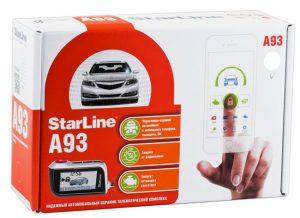 автосиганлизация starline a93
