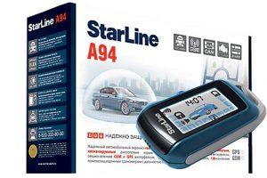 автосигнализация Старлайн А94 характеристика