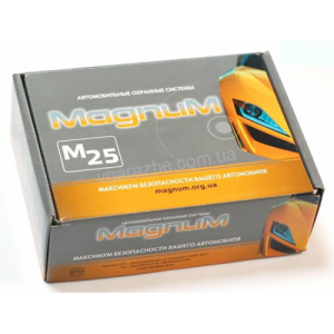 автосигнализация magnum m25