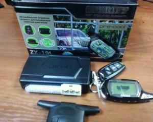 характеристика сигнализации Sheriff ZX-1090