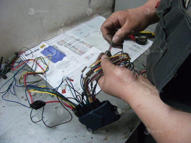 26Своими руками установка сигнализации дизель