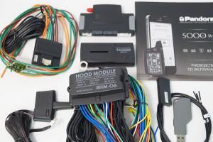 комплектация Pandora DXL 5000 pro