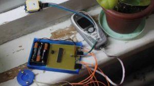 GPS маяки доработка на базе телефонов