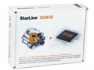 иммобилайзер Starline 2Can 35