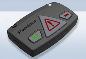 pandora dxl 5200 брелок