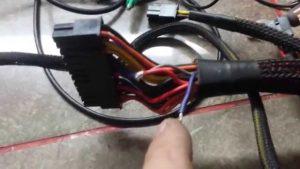 ремонт автосигнализаций проблема с проводкой