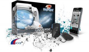 сигнализация Scher-Khan Universe 3
