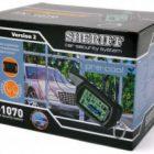 Обзор сигнализации Sheriff ZX 1070