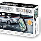 Обзор сигнализации Sheriff ZX-1095