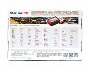 starline D94 характеристика