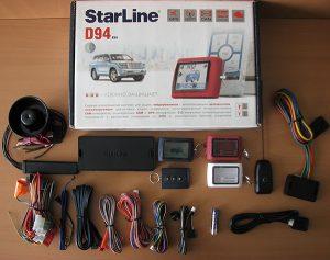starline D94 комплектация