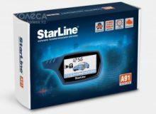 Обзор сигнализации Starline A91 — мы расскажем о надежности СтарЛайн А91