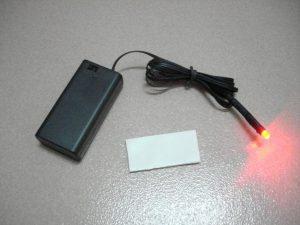 светодиод сигнализации