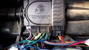 блок сигнализации Tomahawk