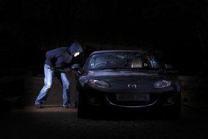 угоняемость автомобилей